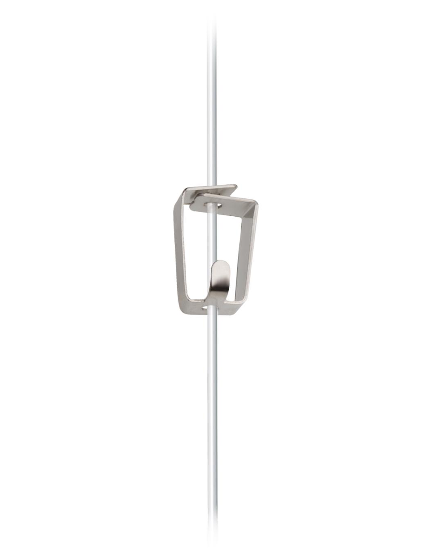 Крючок Smart Spring 4 кг. Используется для подвески не больших картин. -  Установка и продажа подвесных систем для картин